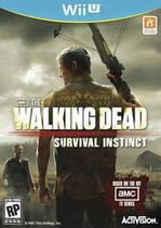 The Walking Dead Survival Instinct Nintendo Wii-U Original Novo -