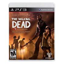 The Walking Dead The Complete First Season Ps3 Usado - Telltale games