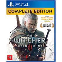 The Witcher 3 Complete Edition PS4 - Sony