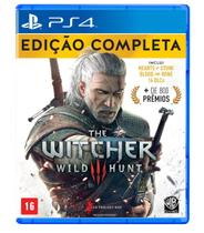 The Witcher 3 Complete Edition - PS4 - Wb games