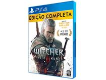 The Witcher 3: Wild Hunt Complete Edition para PS4 - CD PROJEKT RED