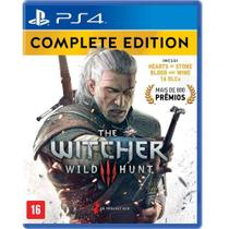 The Witcher 3 Wild Hunt Complete Edition - Ps4 - Sony