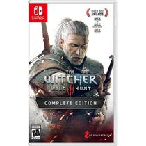 The Witcher 3: Wild Hunt Complete Edition - Switch - Nintendo