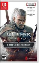 The Witcher 3 Wild Hunt Complete Edition - Switch - Wb Games