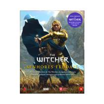 The Witcher - Rpg - Senhores Feudais E Escudo Do Mestre - Devir - Devir Livraria Ltda