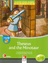 Theseus and the minotaur with cd - Disal Editora