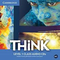 Think 1 class audio cds - 1st ed - Cambridge audio visual  book teacher