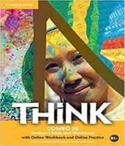 Think - Combo 3b - Student´s Book With Online Workbook And Online Practice - Cambridge -