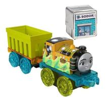 Thomas E Mini Figura Surpresa Mod 2 - Fisher Price - Gbp40 - Mga