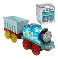 Thomas E Mini Figura Surpresa Mod 3 - Fisher Price - Gbp40 - Mga