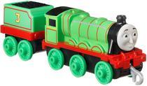 Thomas & Friends - Trenzinho Grande Track Master Fricção - Henry Gdj55 - Fisher-Price