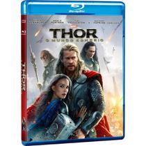 Thor o Mundo Sombrio - Blu-Ray - Marvel