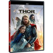 Thor O Mundo Sombrio - DVD - Marvel