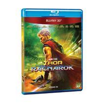 Thor Ragnarok - Blu-Ray 3D - Marvel