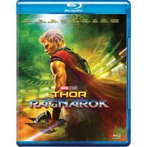 Thor Ragnarok - Blu-ray - Marvel