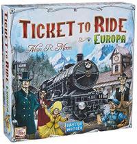 Ticket to Ride - Europa - Galápagos