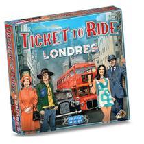 Ticket to Ride Londres - Jogo de Tabuleiro - Galápagos - GALAPAGOS