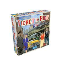 Ticket To Ride New York - Jogo Pocket - Galápagos Jogos