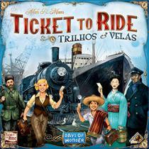 Ticket to Ride Trilhos e Velas - Galápagos - GALAPAGOS