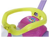 Tico Tico Festa Motoca Triciclo Rosa Infantil com Proteção - Magic Toys