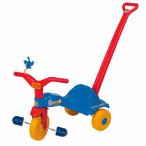 Tico-Tico Popó Motoca com Haste Magic Toys MAT-2111 -