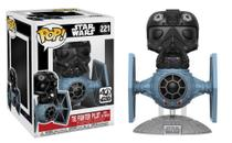 TIE Fighter Pilot with TIE Fighter 221 - Star Wars - Funko Pop! -