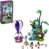 Tiger Hot Air Balloon Jungle Rescue Lego Friends - LEGO 41423 -
