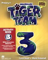 Tiger team 3b activity book with progress journal - Macmillan