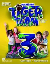 Tiger team pupils book pack 3 - Macmillan