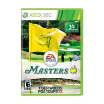 Tiger Woods PGA Tour 12 - X360 - Easports