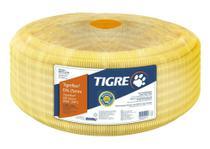 Tigre corrugado amarelo 3/4 -