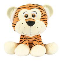 Tigre de pelúcia Safari Unik - 35cm -