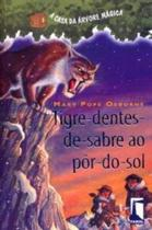Tigre-Dentes-de-Sabre ao por-do-Sol - Farol -