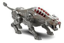 Tigre Savage Cibernético Robô - 31cm - Tiger Squad - Roma -
