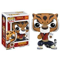 Tigress 251 Pop Funko Kung Fu Panda - Funko Pop
