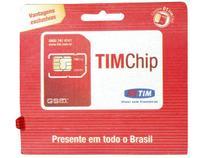 TIM Chip Jeito DDD 17 SP - Tecnologia GSM