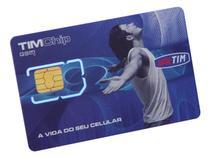 TIM Chip Jeito DDD 18 SP - Tecnologia GSM