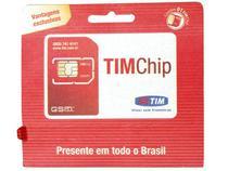 TIM Chip Pré DDD 45 PR - Tecnologia GSM