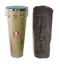Timbal Music Phx 90cm X 14pol Madeira + CAPA (BAG) -