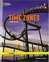 Time zones 1 - 3rd edition - teacher´s guide - Cengage -