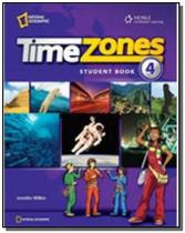 Time zones 4 students book - Cengage -