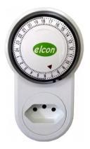 Timer analogico temporizador 10a Bivolt Elcon Tm22 -