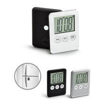 Timer Digital Cronômetro Imã Cozinha Treino Academia Luta ET2061 - Jk New