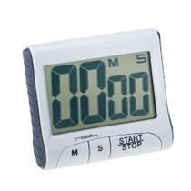 Timer Digital De Cozinha Com Imà Lcd 6,5 X 4 Cm Cod. 6260 Weck -