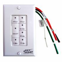 Timer Temporizador Digital com Pré Programações 220V - DNI 6606 - Key West