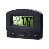 Timer Temporizador Digital Elétrico Tela LCD Cozinha Imã Clip - Thata Esportes