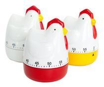 Timer Temporizador Galinha Cozinha Cronometro Regressivo Pro - Western