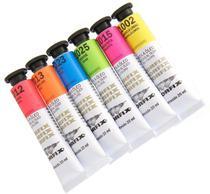 Tinta a óleo corfix 20ml fluorescente avulso -