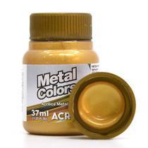 Tinta Acrílica Metal Colors Acrilex 37ml -