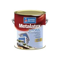 Tinta Acrílica Metalatex Litoral Verde Itacaré 3,6 Litros - Sherwin williams
